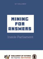 Mining for Answers website