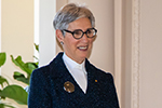 the Governor of Victoria the Honourable Linda Dessau AC