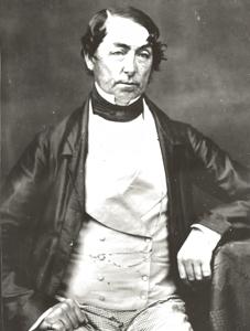 William Bust Burnley