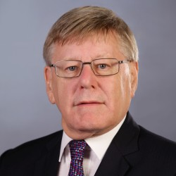 Image of Hon Bruce Atkinson (President of the Legislative Council)