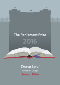 ParliamentPrize2016 SECOND Cover