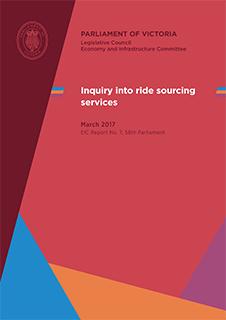 a41181236e5 Inquiry into ride sourcing services