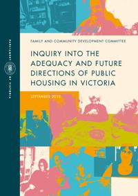 Public Housing Inquiry Report