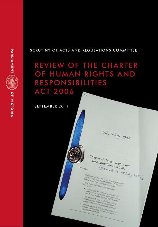 Victoria Charter