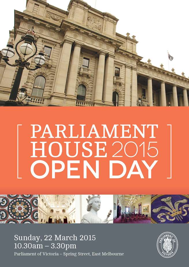 Open Day 2015 Poster