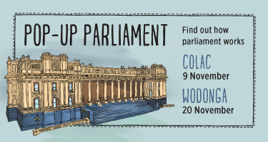 Pop-up Parliament