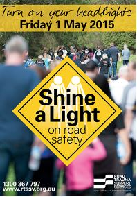 Shine a Light on Road Safety 1