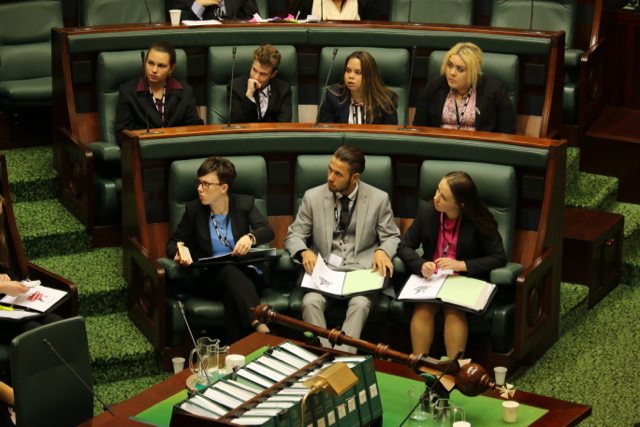 Youth Parliament 2016